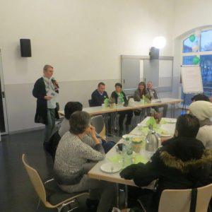 Veranstaltung WIND Wohnraumprojekt